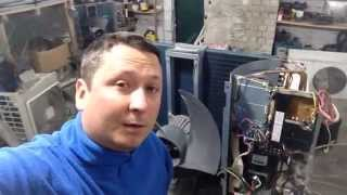 Кондиционер Daikin для серверных  Осмотр наружного блока  RR71B(Кондиционер Daikin для серверных. Осмотр наружного блока RR71B Сайт: www.privatmaster.dp.ua., 2015-10-09T17:01:37.000Z)