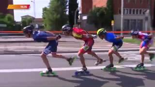 Marathon - Senior Men. World Roller Games 2019