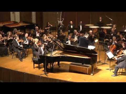 Mozart - piano concerto No. 24 in C minor, K. 491 - Elisha Kravitz
