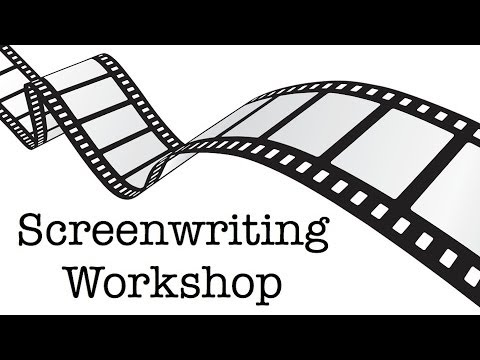 online screenwriting class introduction to screenplay structure