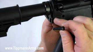 M4 Velocity Lock Installation