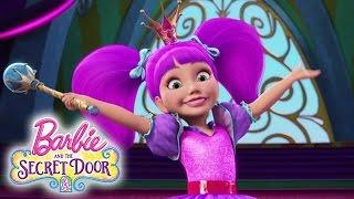 Meet Malucia Barbie and the Secret Door Barbie
