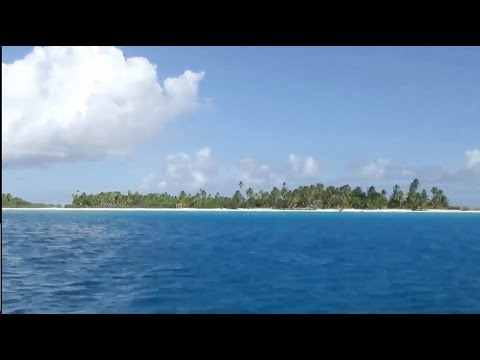 Tikehau Island with polynesian music HD