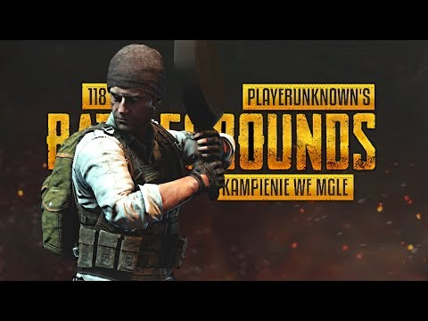 Playerunknown's Battlegrounds (PL) #118 - Kampienie we mgle (FPP Gameplay PL / Zagrajmy w)