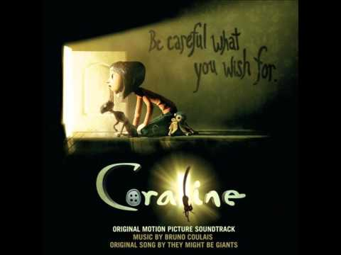 1. End Credits - Coraline Soundtrack