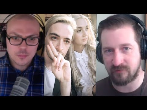 Poppy & Titanic Sinclair Being Sued?! ft. Lawyer Nick Rekieta