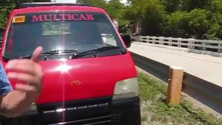 A Closer Look At A Multicab Truck 4x4 An Expat Philippine Lifestyles Video