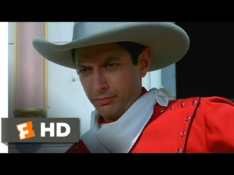 Adventures of Buckaroo Banzai (4/11) Movie CLIP - Dr. New Jersey (1984) HD