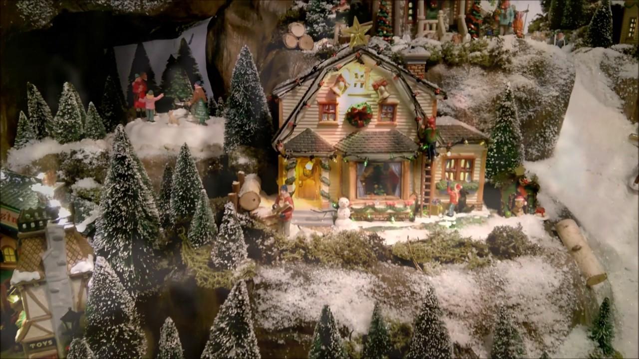 Lemax Christmas.Lemax Christmas Village 2016