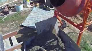Приготовление цементного раствора М300(, 2014-08-03T13:23:08.000Z)