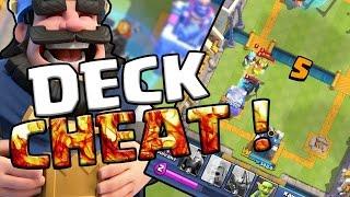 Instant video play clash royale les meilleurs deck for Meilleur deck arene 4