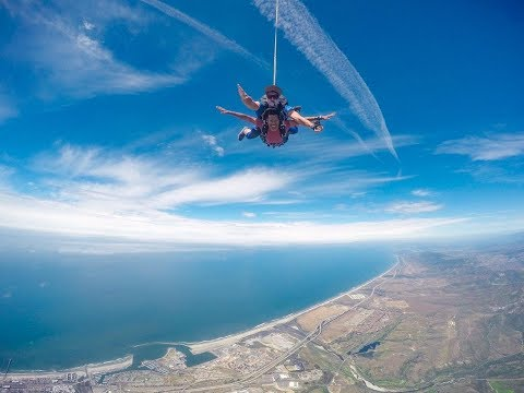 Sky Diving | 13,000 Feet @ GoJump Oceanside San Diego | 2019