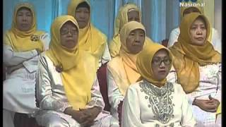 Indahnya Pagi Dr KH Muchlis M Hanafi MA Menjelang Wafat Rasulullah TVRI