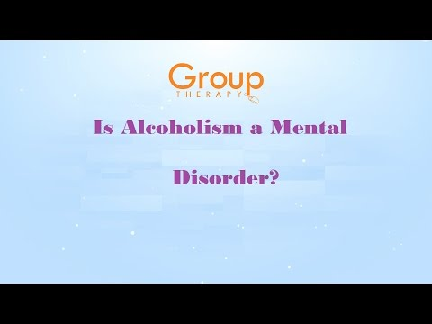 Is Alcoholism a Mental Disorder?