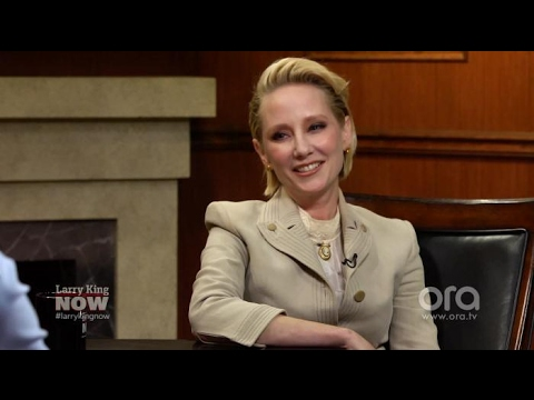 """Anne Heche: Working with Johnny Depp was """"heaven"""" 