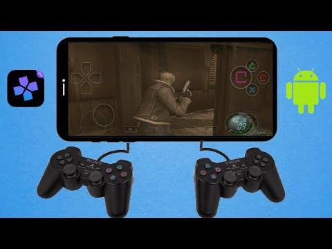 На ANDROID Можно Играть В PlayStation2!!! Эмулятор