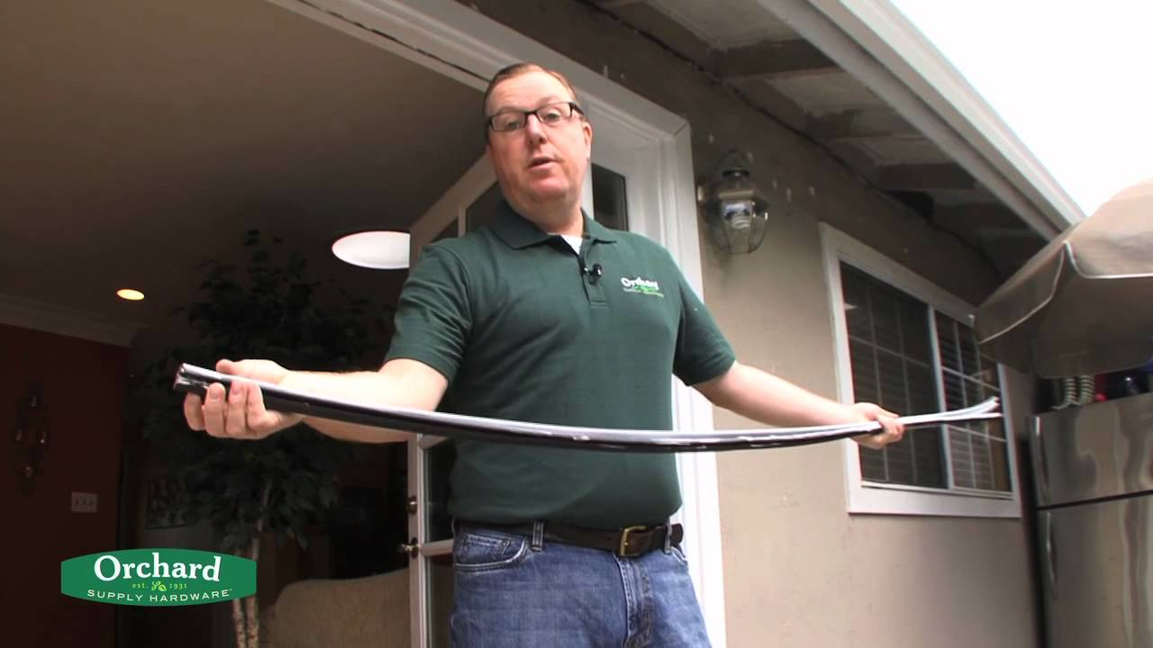 How To Replace Old Weatherstripping Youtube