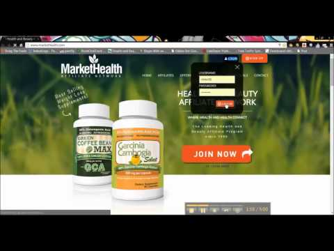 Learn How To Make Money With MarketHealth Affiliate Program Review. http://bit.ly/2oqOUKJ