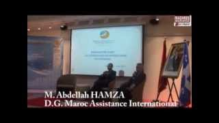 séance d'information au sujet des Rapatriement de corps pour les Marocains du Canada