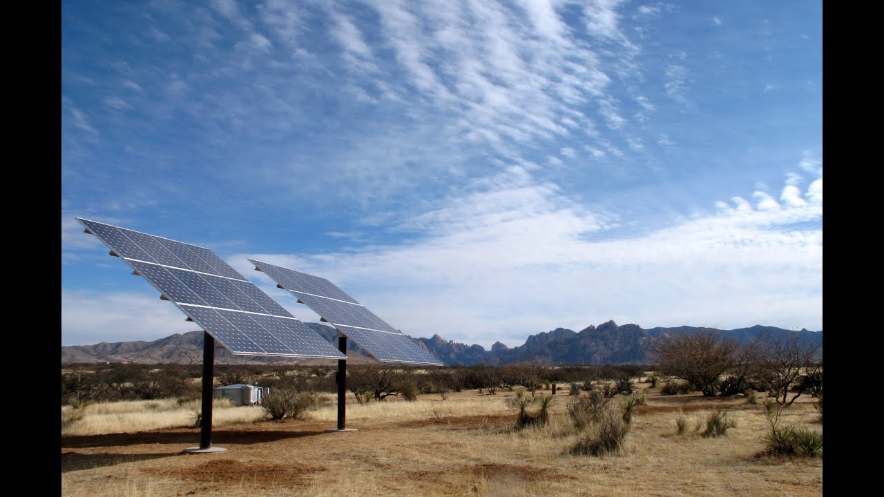 Rv Solar Installation Arizona