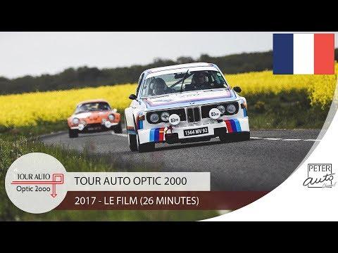 Tour Auto 2017 - Le Film