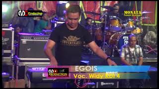 Gambar cover Egois - Widy KDI