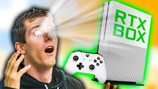 Xbox with Ray Tracing!?