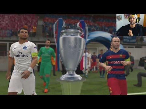Gran Final De La UEFA Champions League - PES 2016