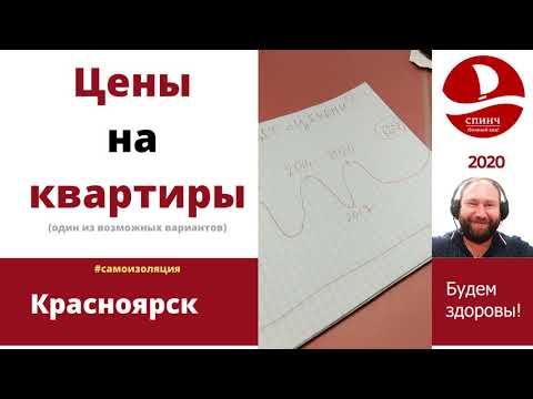 Купить квартиру в Красноярске. Что с ценами на недвижимость в 2020 году? Прогноз цен. Спинч.