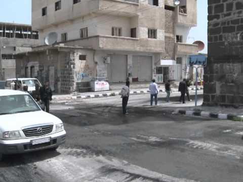 """Deraa, en Syrie, est devenue la """"cité de la peur"""""""