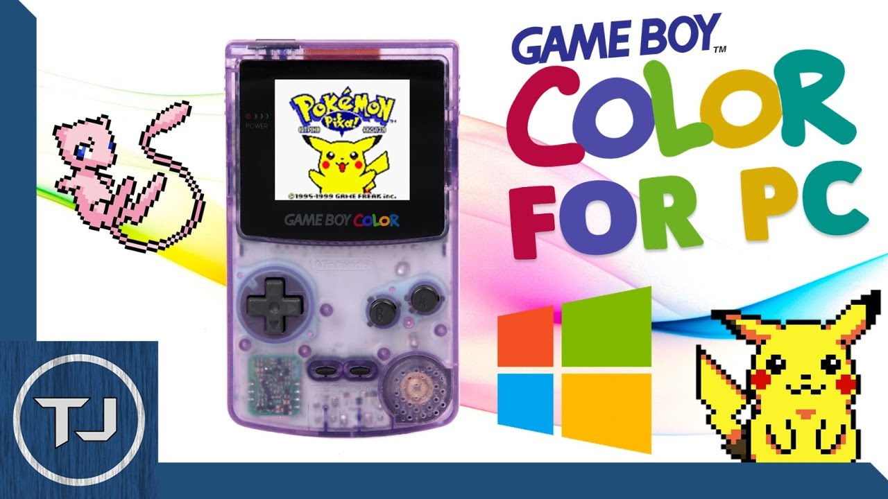 Gameboy color emulators - Gameboy Color Emulator For Windows 10 Free Download 2017