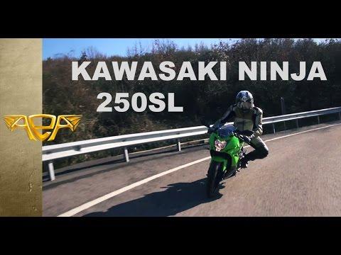 Kawasaki Ninja 250SL İncelemesi