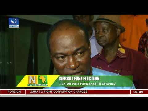 Sierra Leone Run-off Election To Hold On March 31 |Network Africa|