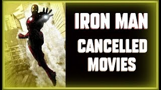 Cancelled Iron Man Movies | 1990 - 2005