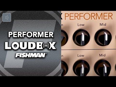 Fishman Loudbox Performer Acoustic Amplifier - 180 Watts