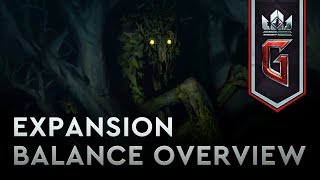 gwent the witcher card game expansion balance overview 06032019