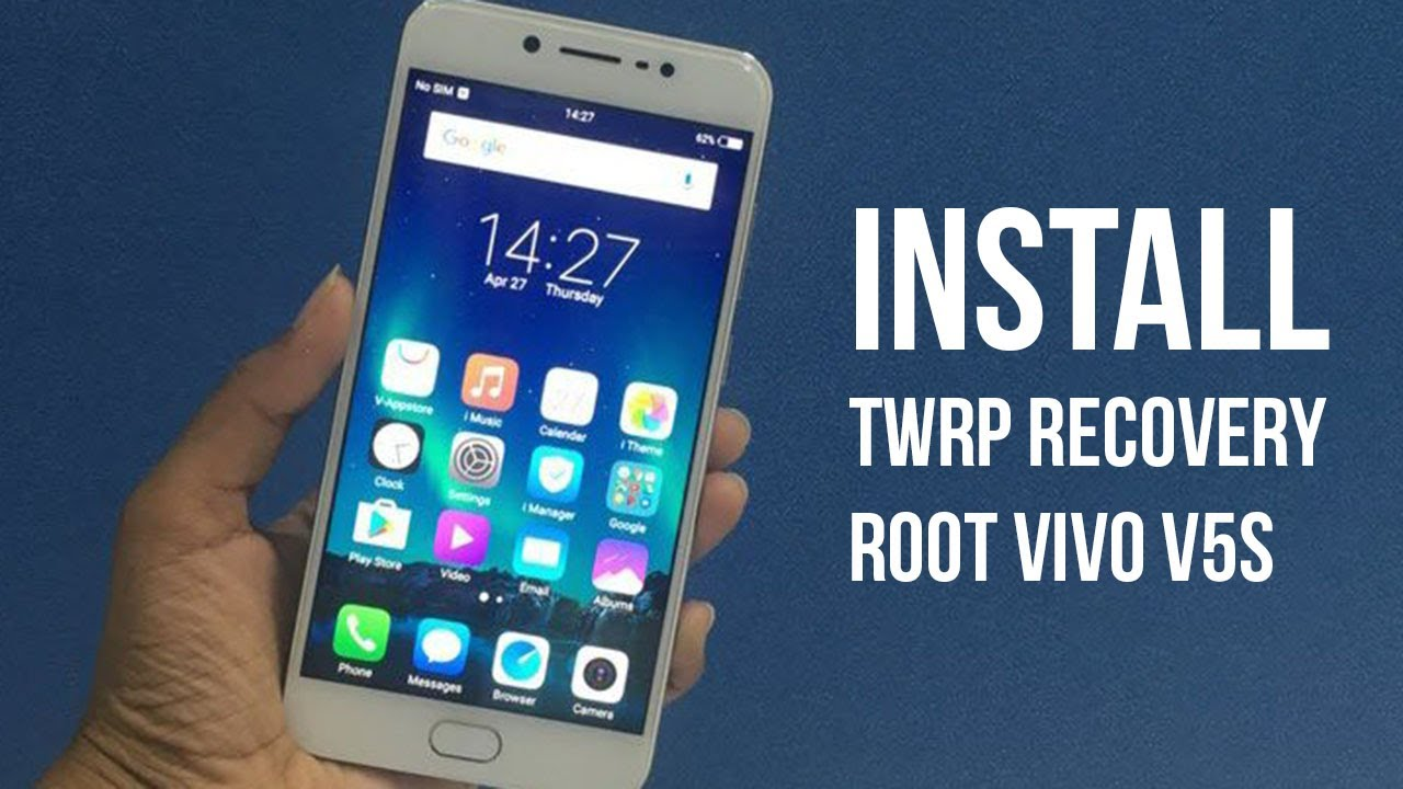 How to Root Vivo V5s & Install TWRP Recovery