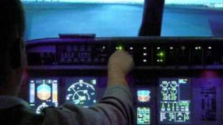 Regional Jet Simulation - ESSA-ENGM