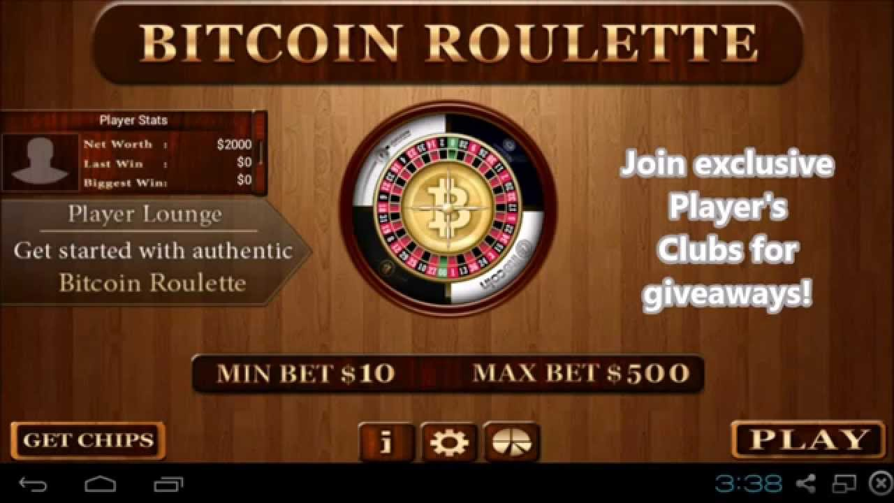 Bitcoin Roulette Mobile Gameplay Trailer - YouTube