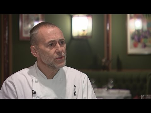 Michel Roux: Disabled could help the restaurant industry
