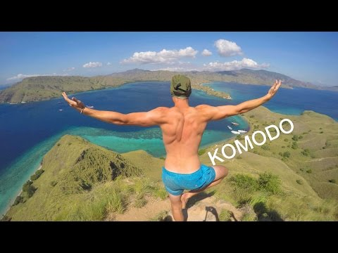 BACKPACKING INDONESIA: Part 3 - Komodo Island Boat Tour (4D/3N)