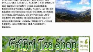 GABA Tea Shop discover gaba tea benefits(, 2011-10-24T16:24:54.000Z)