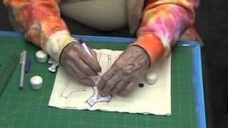 Making And Using Templates For Cloth Doll Patterns