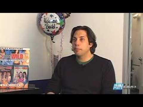 Joe Francis Interview by AVN