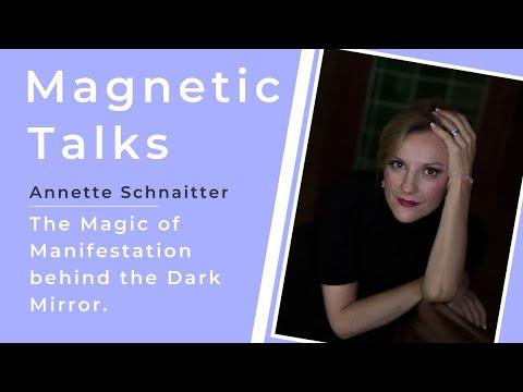 Magnetic Talk with Annette Schnaitter, journalist, filmmaker, entrepreneur, virtual reality expert