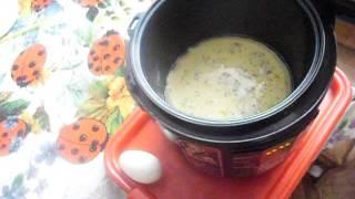 Омлет из гусиных яиц.