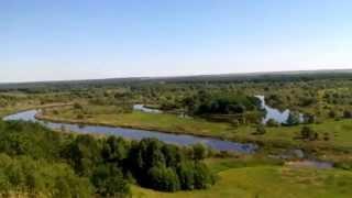 Барская гора в Тамбовской области