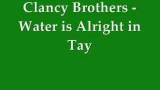 Irish Drinking Song - Water is alright in Tay