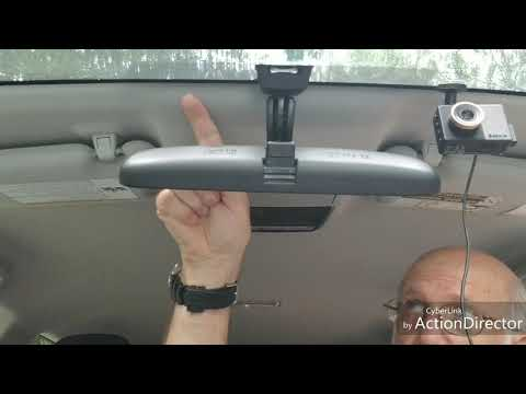 Garmin Dash Cam 55 Unboxing And Installation In 2015 Toyota 4 Runner & Ford C-MAX