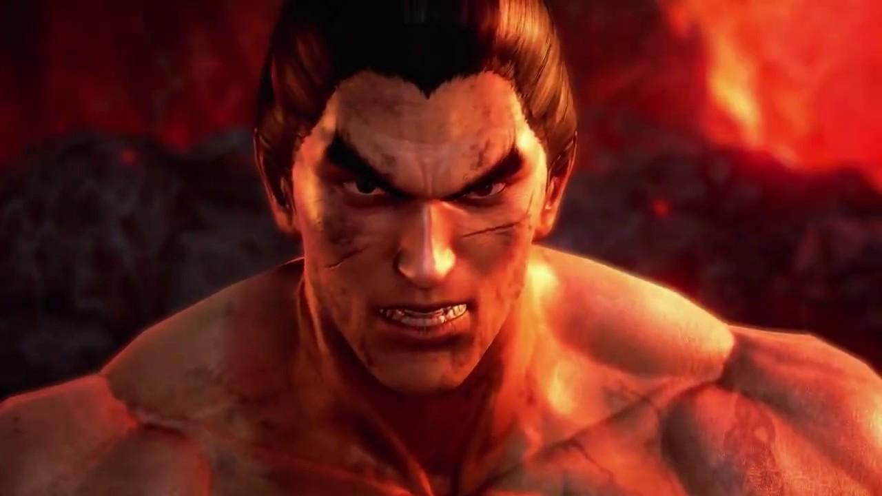 Tekken 7 Kazuya Vs Heihachi Final Battle Tribute